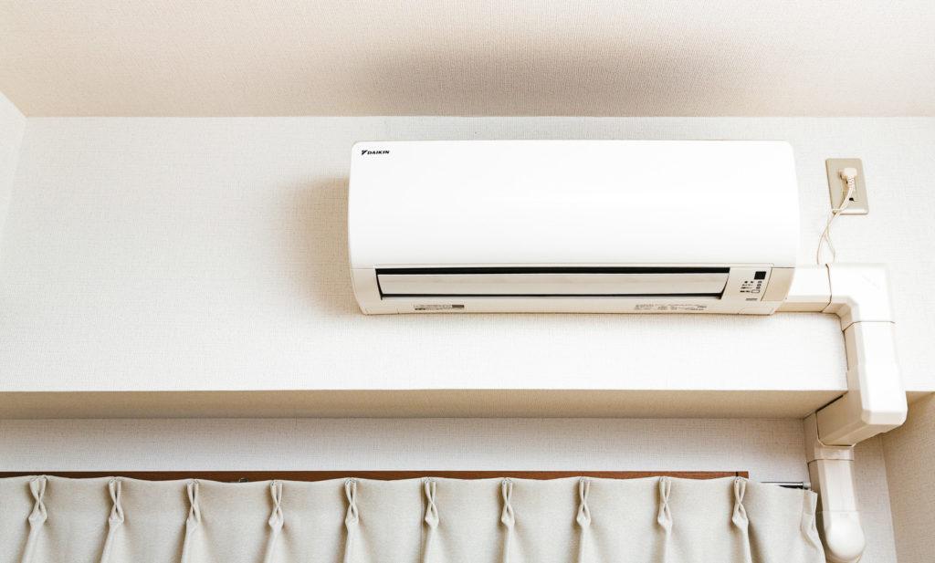 エアコン取り付け工事とは何?どういうことをするのか